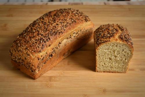 Chleb wójta - pszenny